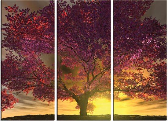 tryptyk drzewo