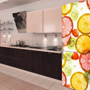naklejka z owocami do kuchni