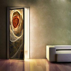 okleiny na drzwi