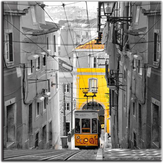 fototapeta miasto Barcelona