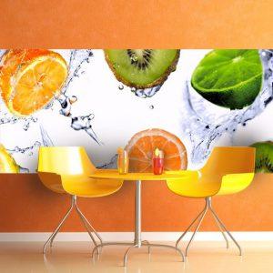 laminaty ozdobne owoce