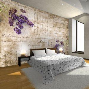 fototapety inspiracje sypialnia