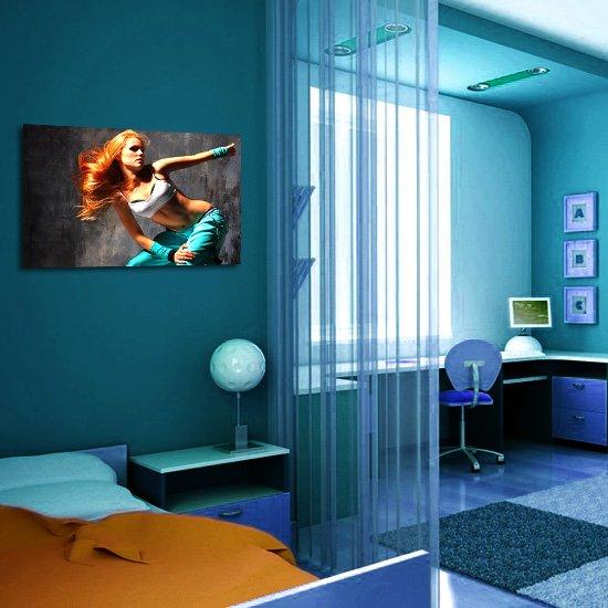 fototapety ozdoba sypialni