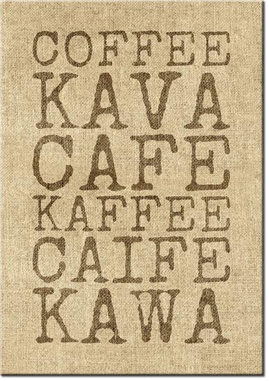 plakat Coffee