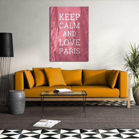 keep calm plakat