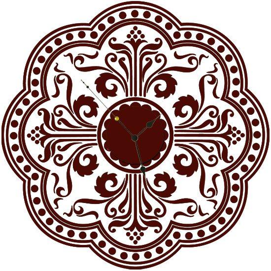 zegar ornament