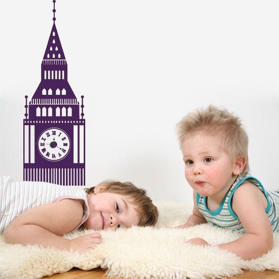 wieża zegar