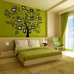 samoprzylepna rama drzewo