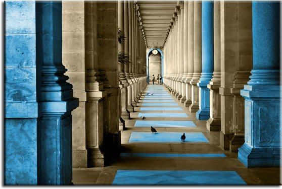 obraz kolumnady