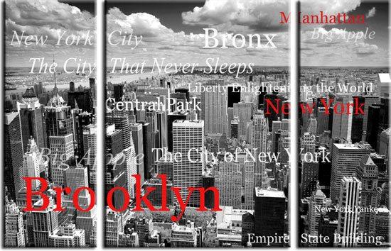 obraz Brooklynu