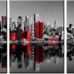 wielkiego miasta obraz