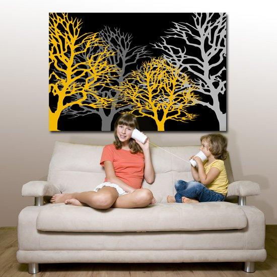 obraz drzewka