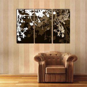 liście obraz