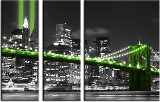 obraz Nowego Jorku nocą