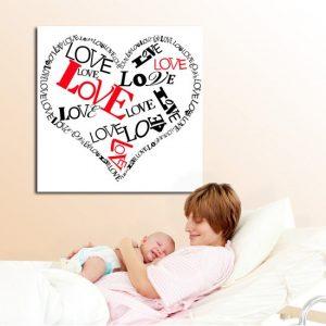 obraz miłość