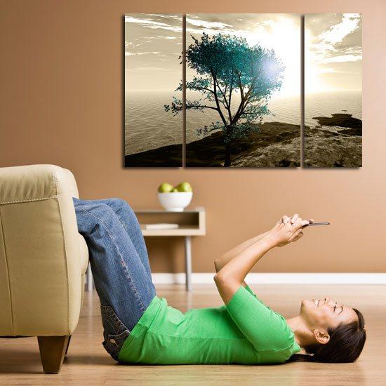 obraz drzewko