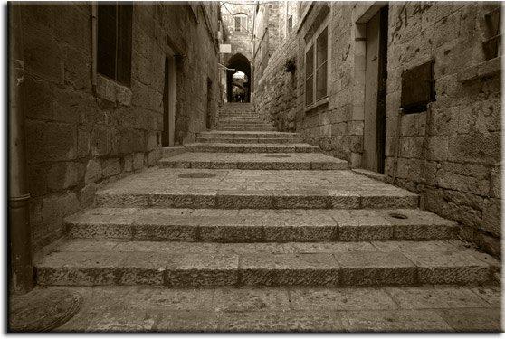 motyw schodów