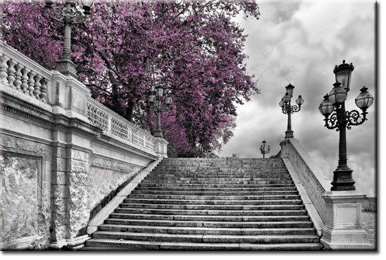 wzór schodów