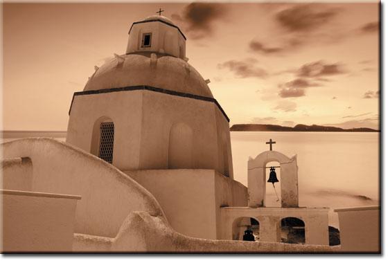 kościół fototapeta