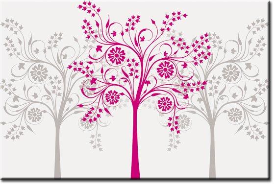 fototapeta drzewko