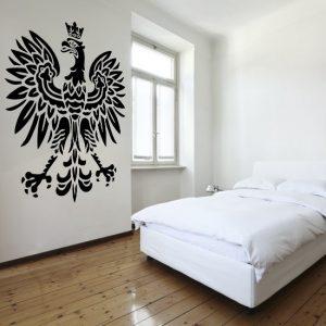 ornament na ścianę