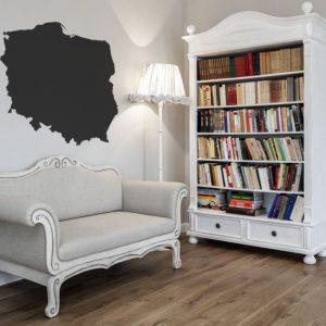 szablon na ścianę do malowania
