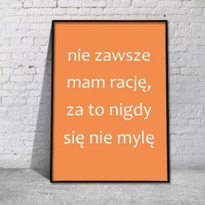 motywacja - plakat