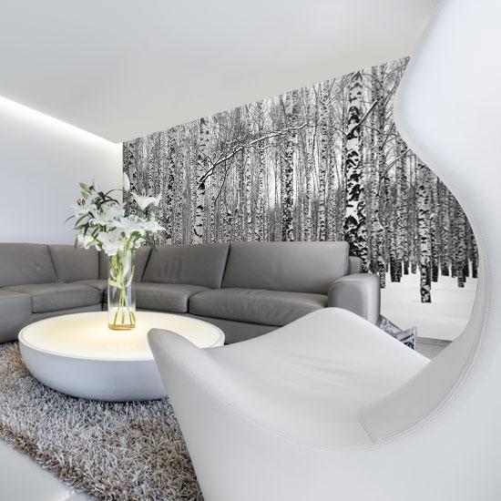 fototapety drzewa