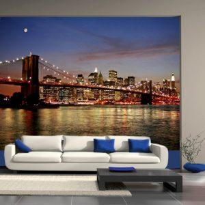 tapeta panorama miasta