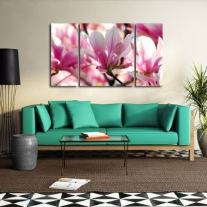 różowe obrazy