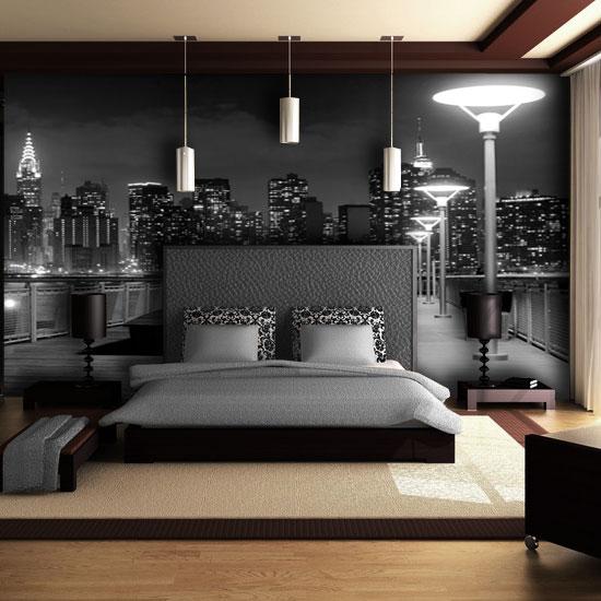 tapety do sypialni