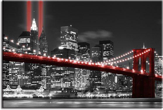tapeta panorama miasta nocą
