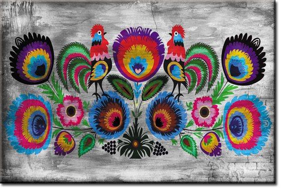 tapety z folklorem