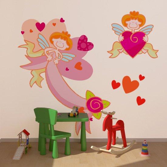 dekoracje z aniołkami