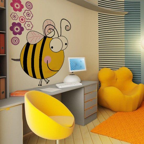 dekoracje z pszczołą