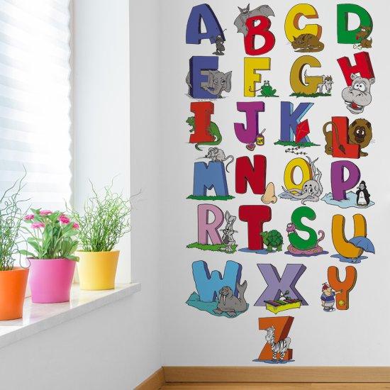 ozdoba z literami
