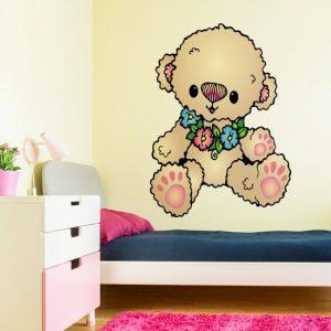 dekoracje do pokoju dziecinnego