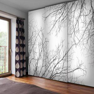 fototapety z gałęziami
