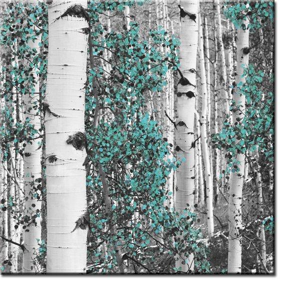 fototapety z brzozami