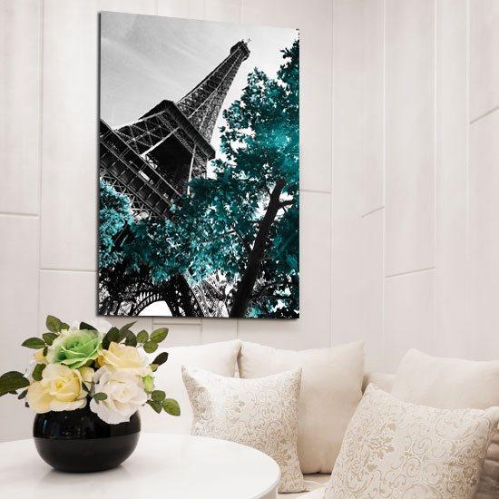 ozdoby z paryżem