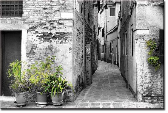 obrazy boczne uliczki