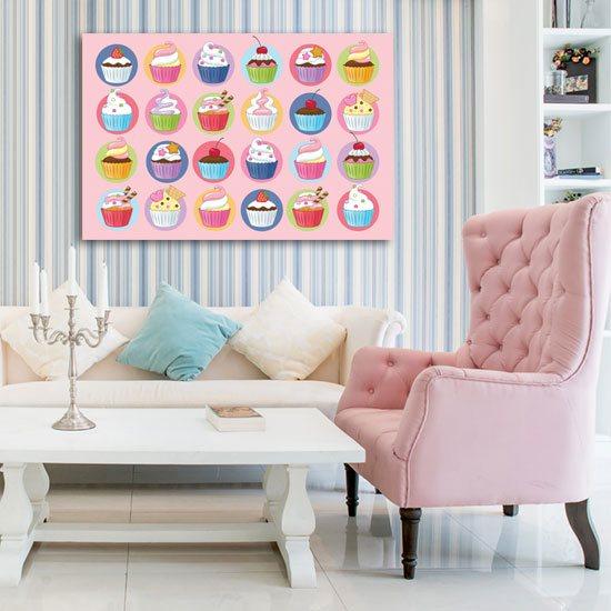 dekoracje do cukierni
