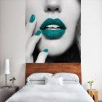 ozdoby z ustami