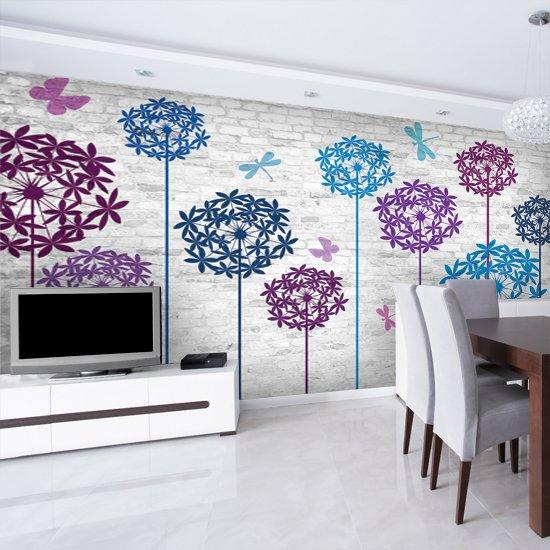 dekoracje na ściany cegła