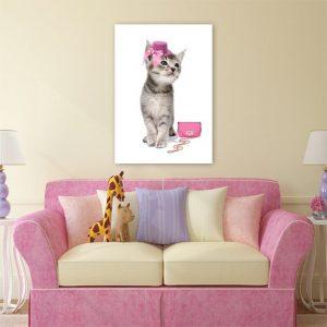 plakaty z zwierzętami