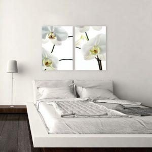 ozdoby z orchideami