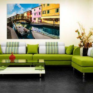 Obrazy architektura, mosty, miasta