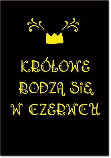 plakaty o królowych