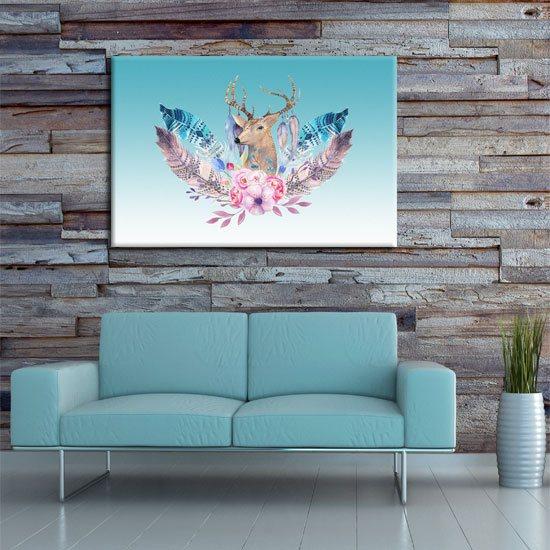 dekoracje turkusowe