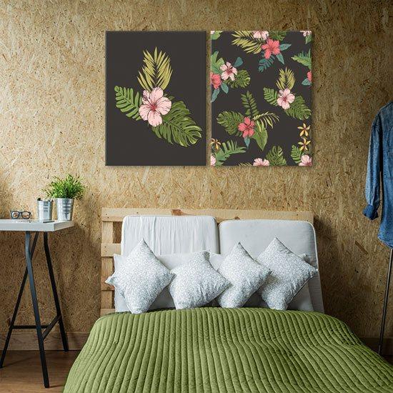 nowoczesne grafiki na ściany